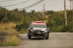 Sol Rally Barbados Day 2,SS 9 'Lamberts'    Jeffrey Panton – JAM/Michael Fennell Jnr – JAM (WRC-1 Rubis/Sandals Barbados/KIG Ford Focus WRC06),Image:Nicholas Bhajan Rally Photography