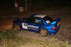 Sol Rally Barbados Day 1:Roger Duckworth - ENG/Mark Broomfield - ENG (WRC-2 Intrinsys Subaru Impreza WRC S6)) Image:Nicholas Bhajan Rally Photography