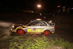 Sol Rally Barbados Day 1:Avinash Chatrani/Eric Allamby (GpA Lenovo/PowerBass/Gunk/iShop/Genius Lynk/Copacabana Beach Club Mitsubishi Lancer Evo VI)Image:Nicholas Bhajan Rally Photography