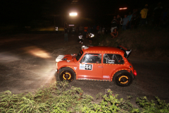 Sol Rally Barbados Day 1:Frans Verbaas - NED/Kees Hagman - NED (GpB2 Verbaas Preparations/Koni Rover Mini Cooper),Image:Nicholas Bhajan Rally Photography