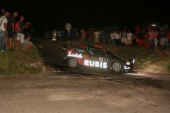 Sol Rally Barbados Day 1: SS2: Jeffrey Panton – JAM/Michael Fennell Jnr – JAM (WRC-1 Rubis/Sandals Barbados/KIG Ford Focus WRC06),Image:Nicholas Bhajan Rally Photography
