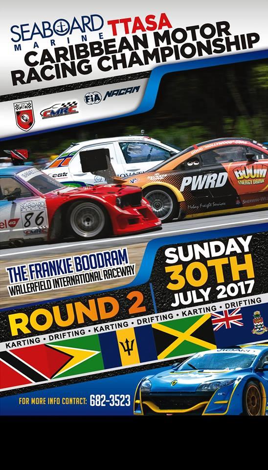 Caribbean Motor Racing Championship (Trinidad)