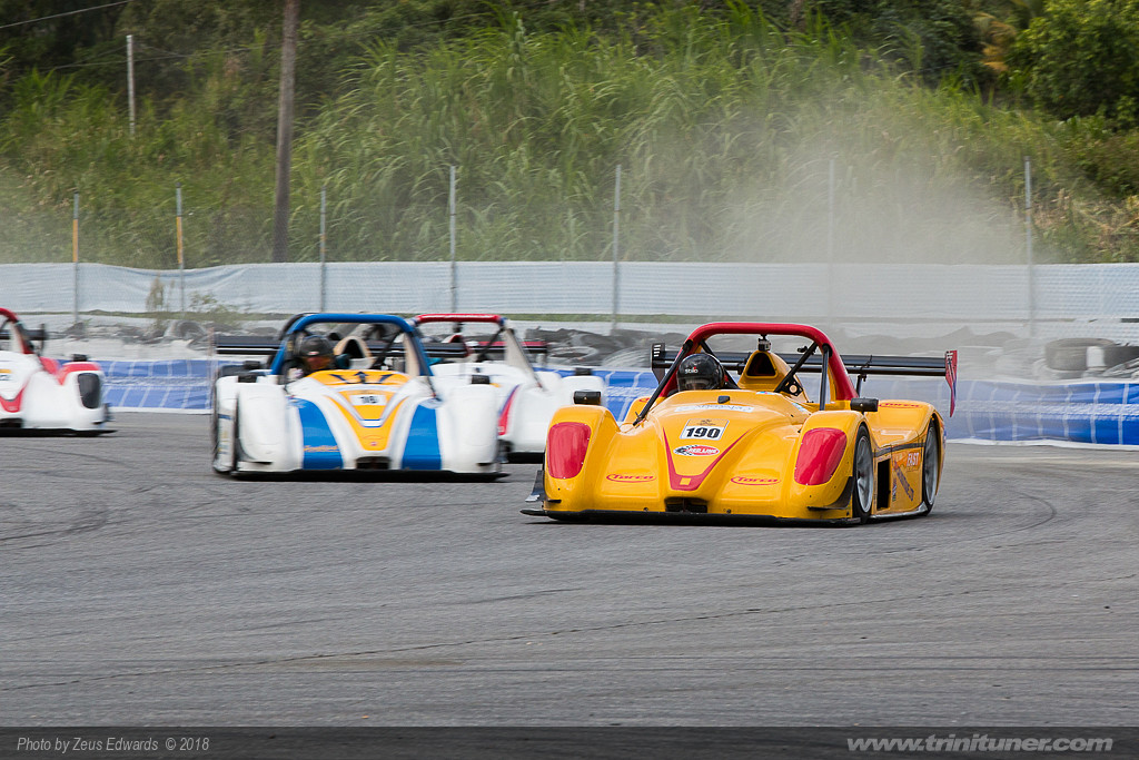 T&T's Isa Deen in three-way fight for Radical Caribbean SR3